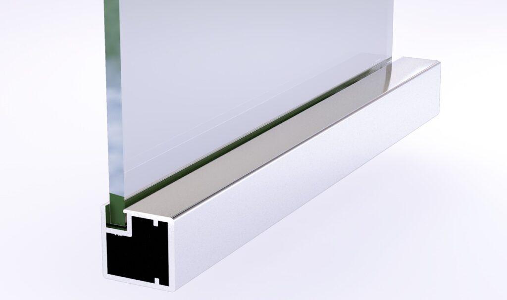 D-1 ze szkłem